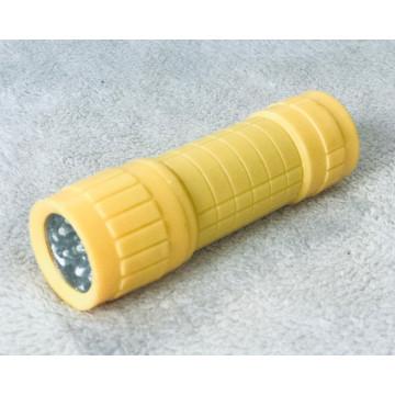 Ліхтарик жовтого кольору К-06