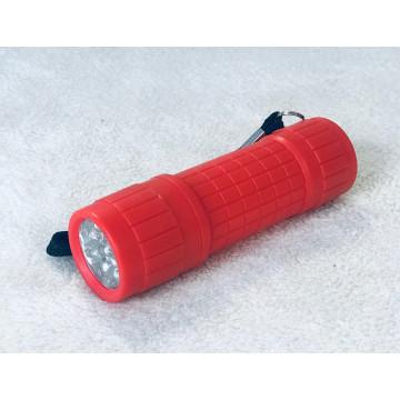 Ліхтарик червоного кольору К-08