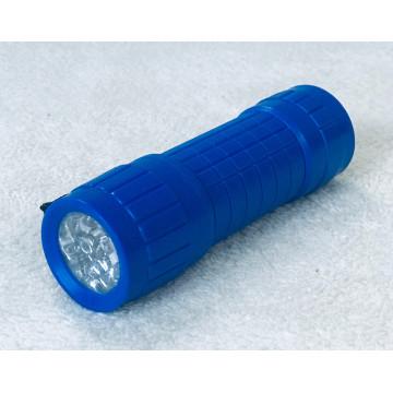 Ліхтарик синього кольору К-05