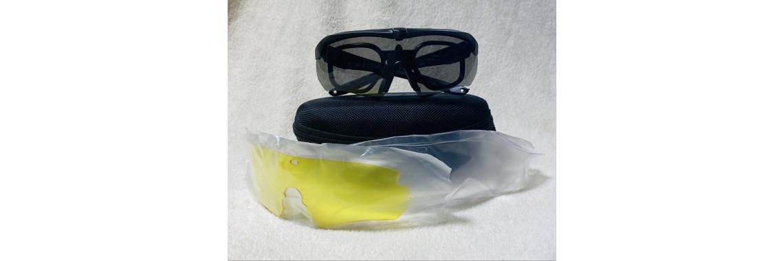 Тактичні окуляри