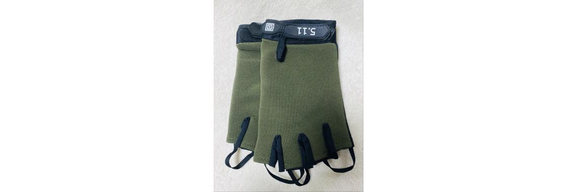 Тактичні рукавиці олива