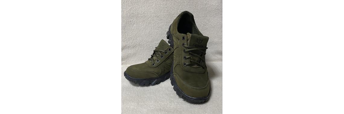 Тактичні кросівки олива