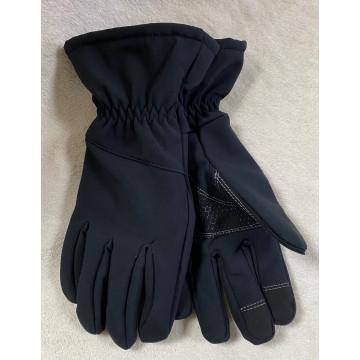 Непромокальні рукавиці чорні А-71